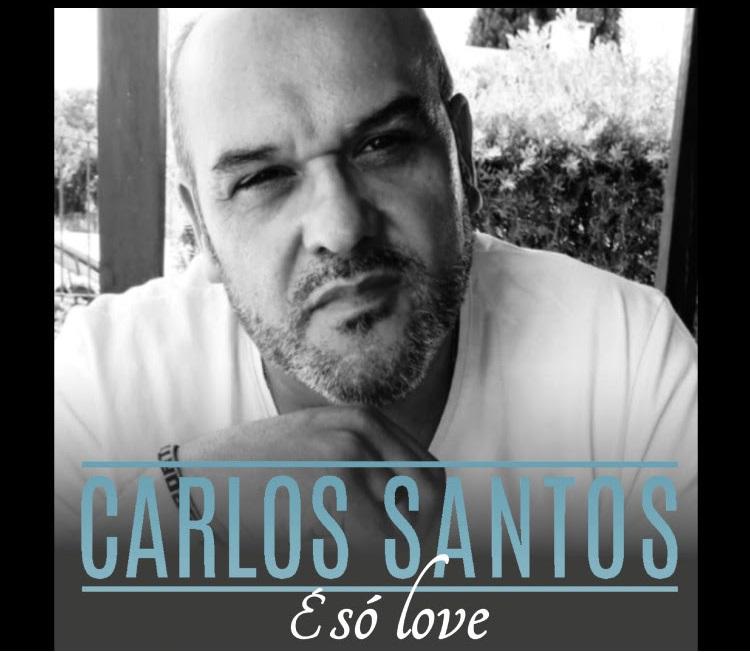 Carlos Santos apresenta É só love