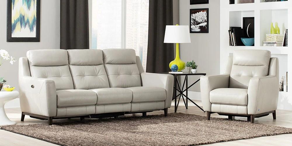 Living Room Furniture Sets Leather
