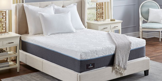 Sealy 12in Hybrid Mattress Collection