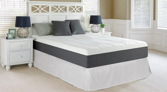 Blackstone 12 Memory Foam Mattress