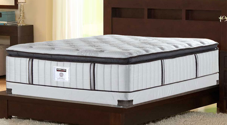 KS By Stearns And Foster Lake Shore Mattress Costco