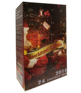 2018 Beer Advent Calendar