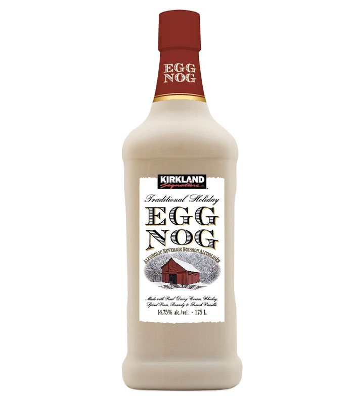 Kirkland Signature Egg Nog