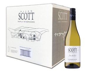 Allan Scott Marlborough Sauvignon Blanc 750 mL