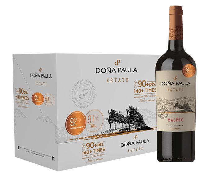 Dona Paula Estate Malbec