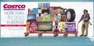 April 2011 Coupon Book