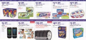 August 2011 Costco Coupon Book