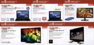 November 2011 Costco coupon book