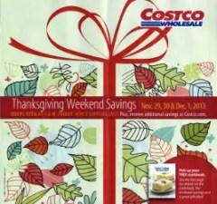 Costco Black Friday 2013 ad