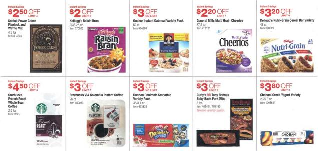 February 2016 Costco Coupon Book Page 8