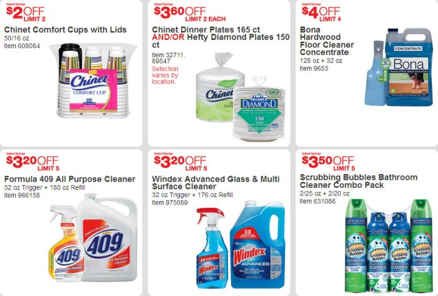 April 2016 Costco Coupon Book Page 14
