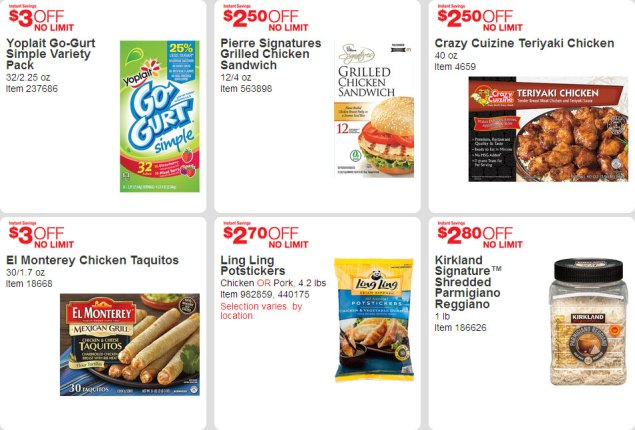 April 2016 Costco Coupon Book Page 18