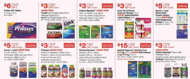 May 2016 Costco Coupon Book Page 14