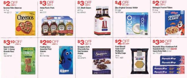 May 2016 Costco Coupon Book Page 8