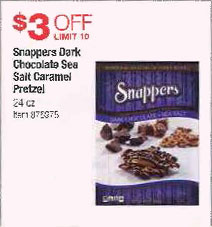 Snappers coupon