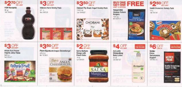 June 2016 Costco Coupon Book Page 10
