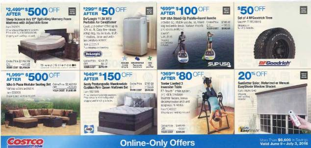 June 2016 Costco Coupon Book Page 13