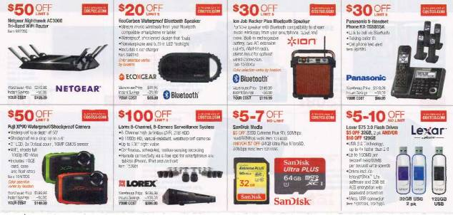 June 2016 Costco Coupon Book Page 2