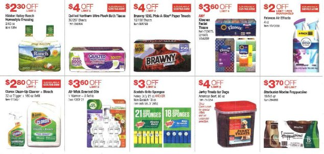 July 2016 Costco Coupon Book Page 8