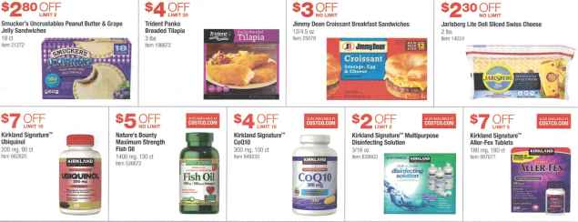 September 2016 Costco Coupon Book Page 12