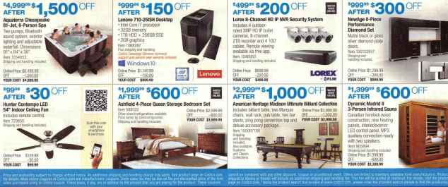 September 2016 Costco Coupon Book Page 17