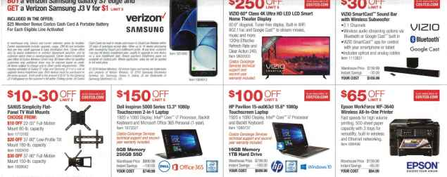 September 2016 Costco Coupon Book Page 3