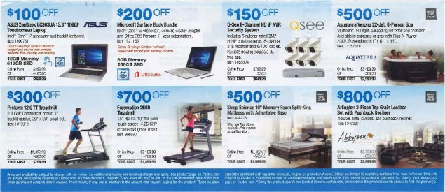 October 2016 Costco Coupon Book Page 17