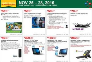 Black Friday 2016 Weekend