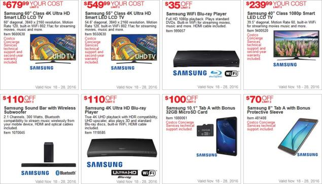 Costco Black Friday 2016 Week 2 Page 3