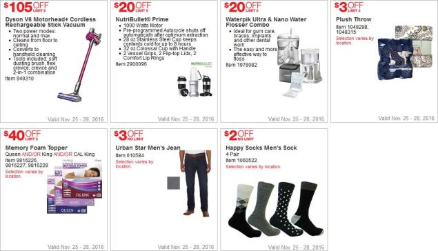 Costco Black Friday 2016 Weekend Coupons Page 4