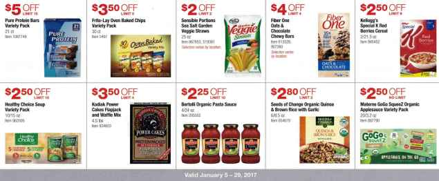 January 2017 Costco Coupon Book Page 5