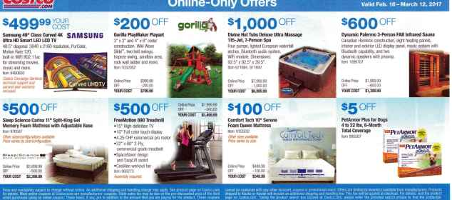 February 2017 Costco Coupon Book Page 14
