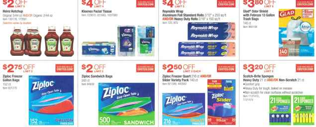 Costco May 2017 Coupon Book Page 10