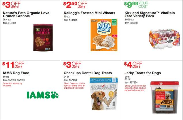 June 2017 Costco Coupon Book Page 13