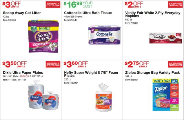 June 2017 Costco Coupon Book Page 14