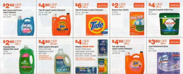 Costco July 2017 Coupon Book Page 11