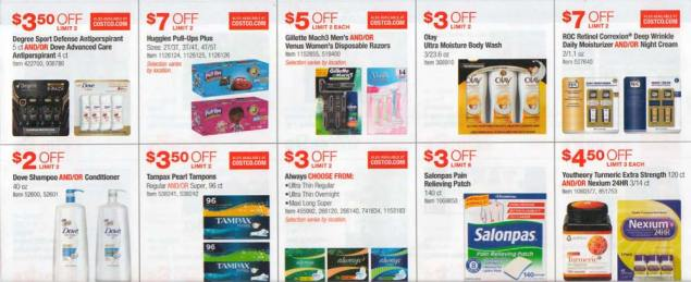 Costco July 2017 Coupon Book Page 13