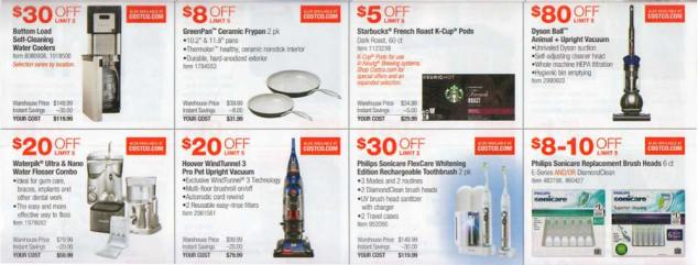 Costco July 2017 Coupon Book Page 6
