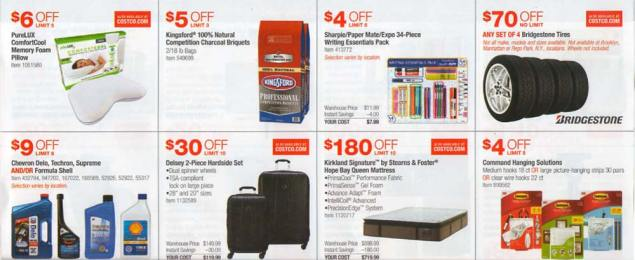 Costco July 2017 Coupon Book Page 7