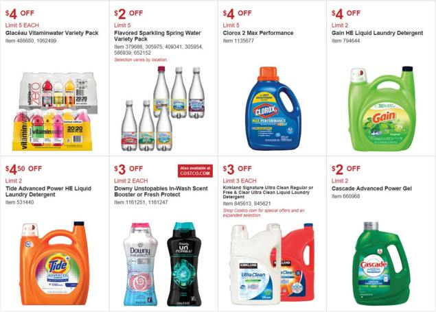 Costco August 2017 Coupon Book Page 11