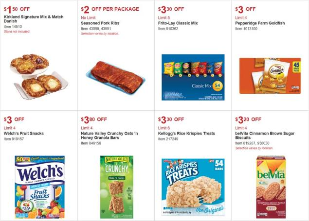 Costco August 2017 Coupon Book Page 6