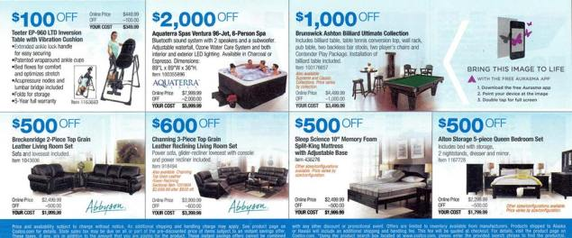 Costco September 2017 Coupon Book Page 20