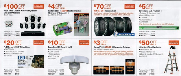 Costco October 2017 Coupon Book Page 7