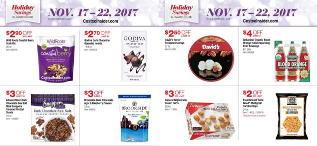 Costco Black Friday ad scan Week 2 Page 1