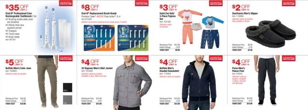 Costco Black Friday ad scan Week 2 Page 4