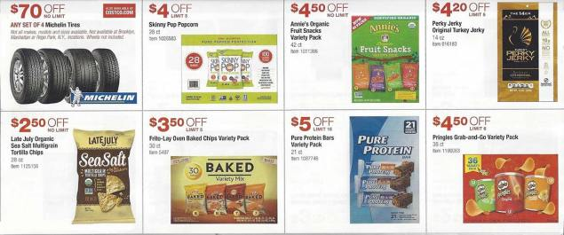 January 2018 Costco Coupon Book Page 10