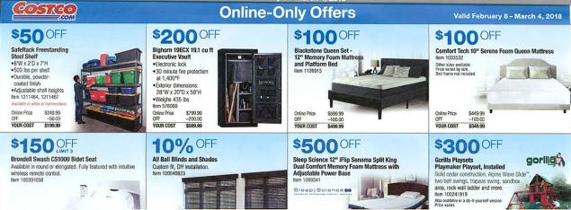 Costco February 2018 Coupon Book Page 19
