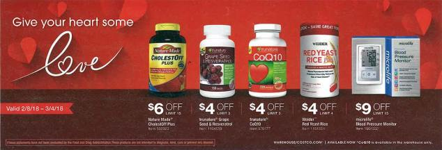 Costco February 2018 Coupon Book Page 22
