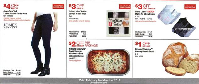 Costco February 2018 Coupon Book Page 5
