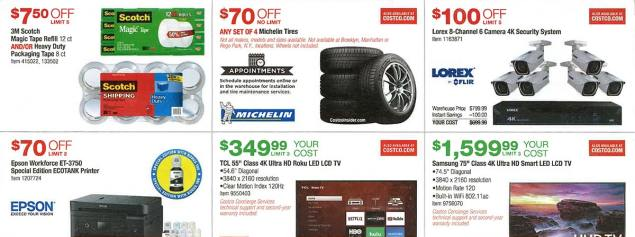 Costco February 2018 Coupon Book Page 9